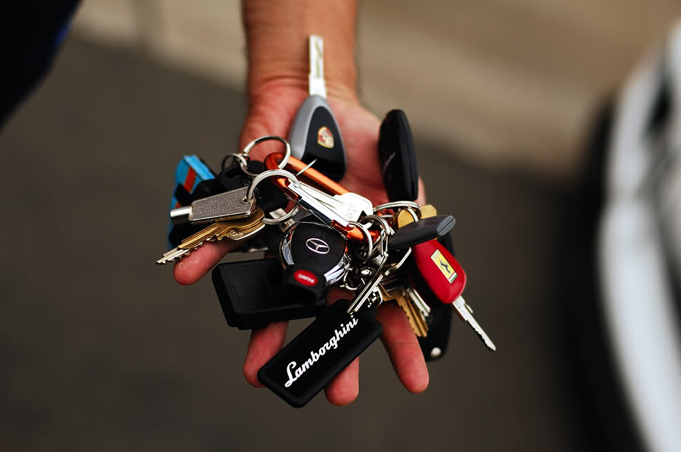 Importancia de las copias de llaves en la cerrajería automotriz