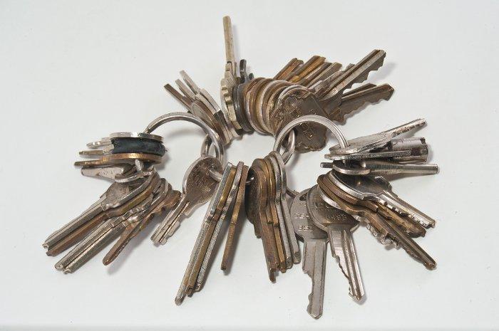 Importancia de tener varias copias de llaves