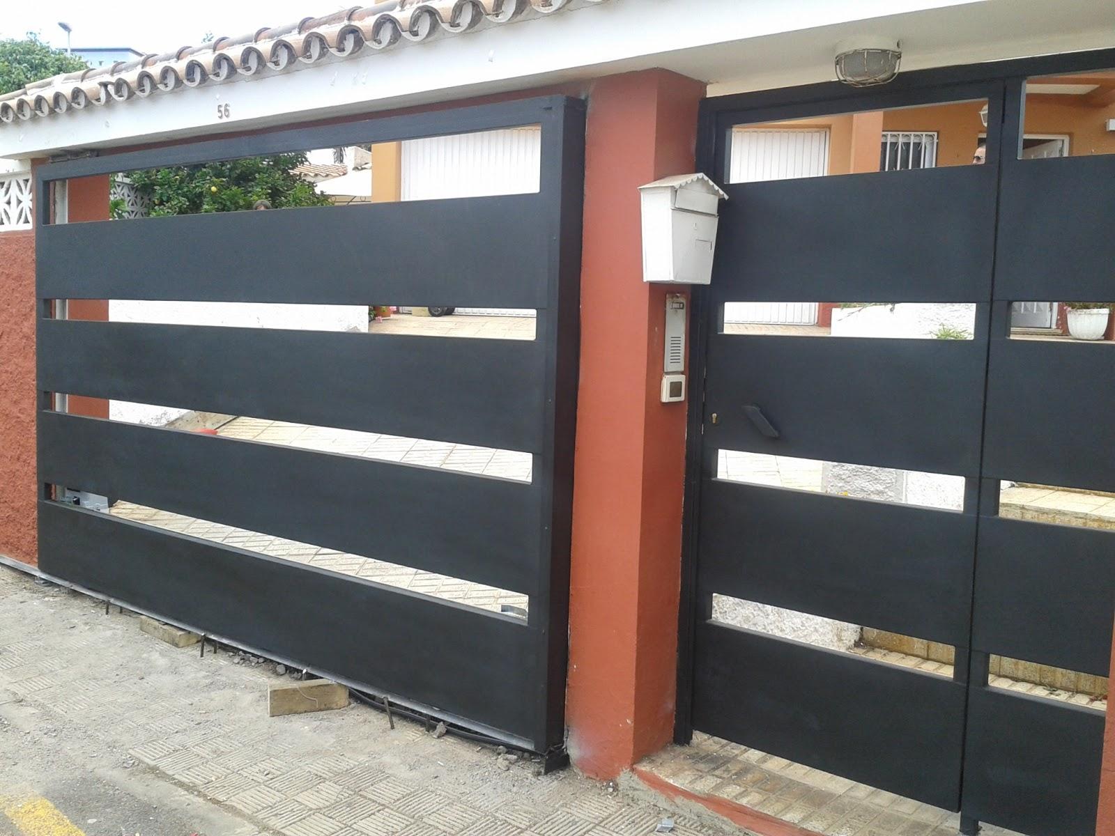 Tipos de puertas de garaje para la comunidad