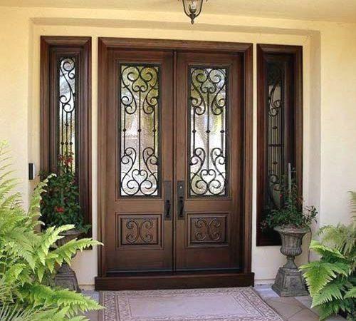 Diferentes puertas de seguridad que existen en el mercado